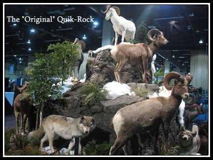 The Original Quik-Rock - CLICK TO VIEW Project Gallery